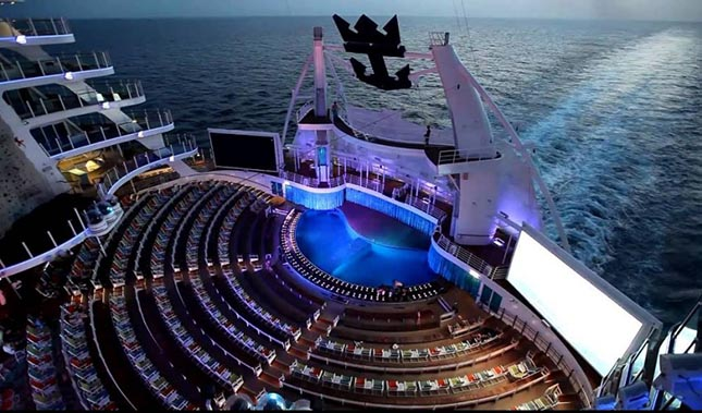 Harmony for the Seas