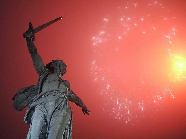 II. világháborús emlékmű, Volgográd