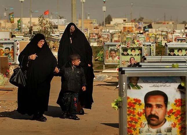 Wadi Al-Salaam, a világ legnagyobb temetője