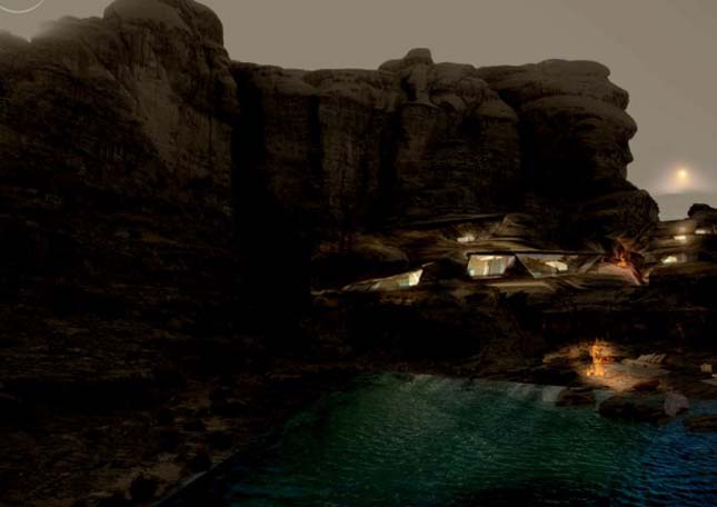 Wadi Rum Desert Lodge
