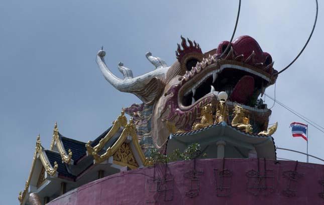Wat Samphran templom