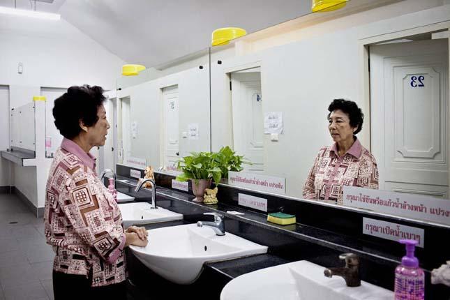 wc-k különböző országokban