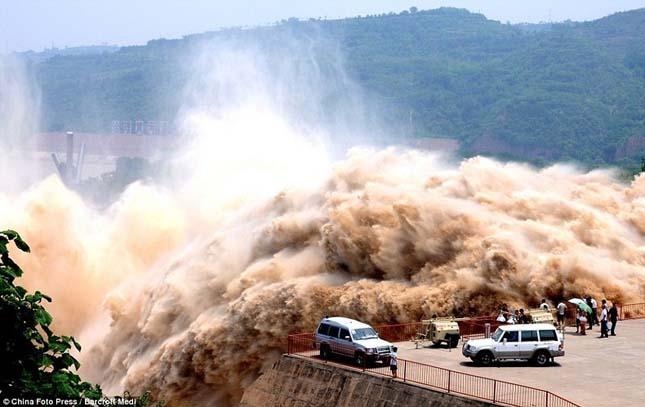 Sárga folyó tisztítása