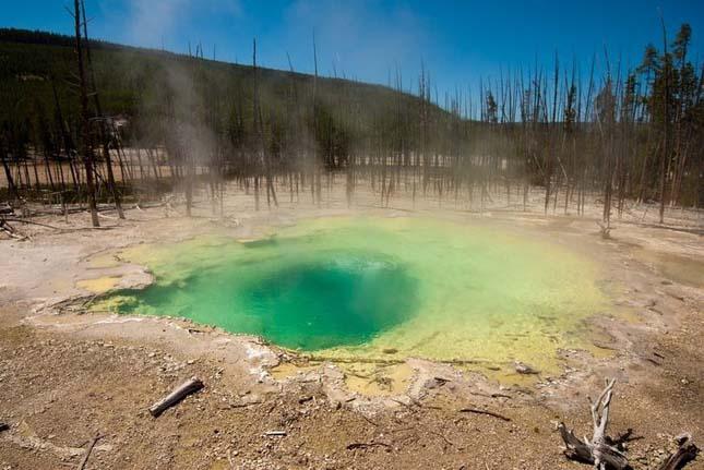 Yellowstone Nemzeti Park