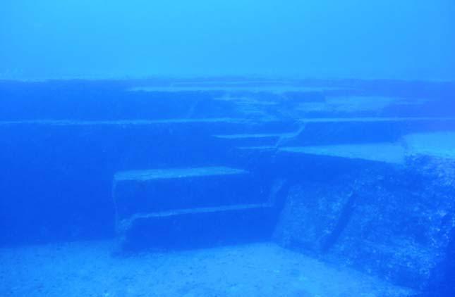 Yonaguni piramis