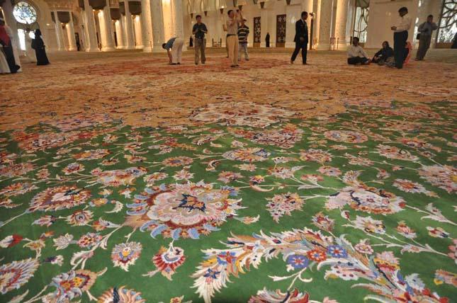 Zayed sejk-mecset