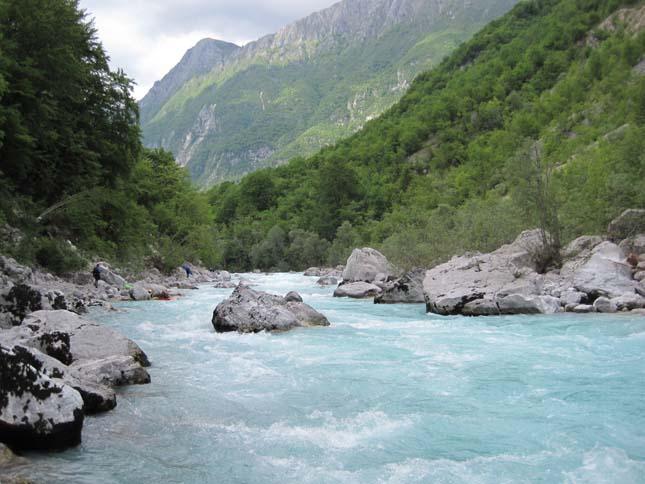 Különleges folyók