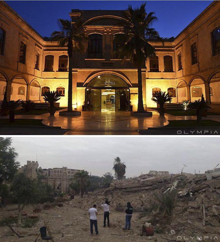 Aleppo, Szíria