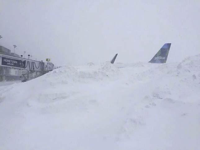 Amerikai hóvihar