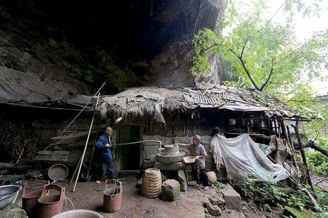 barlanglakók