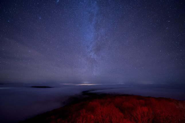 csillagos ég a Tubesről