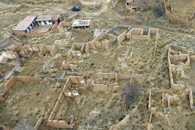 Egyetlen lakosa maradt egy kínai falunak