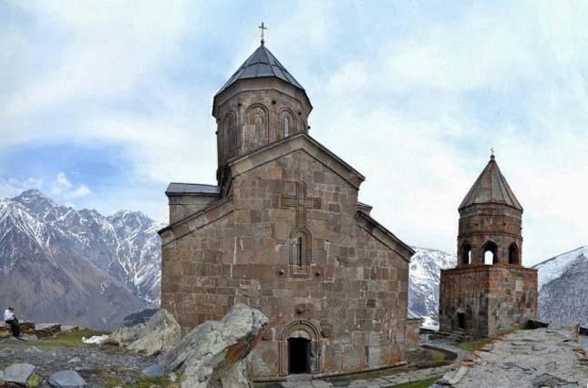 Legszebb grúz templom