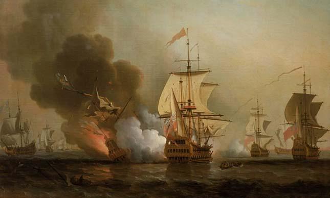 San Jose Shipwreck