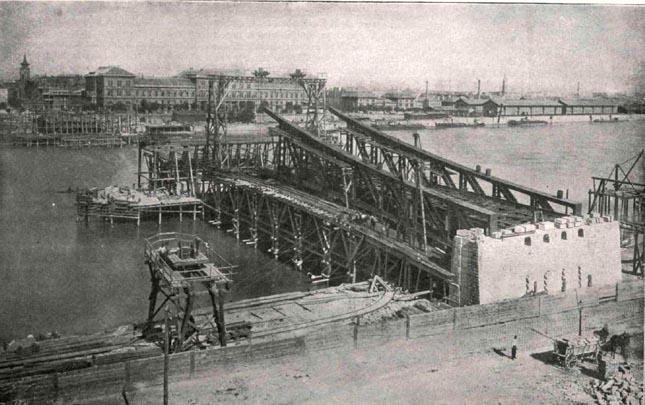 Így épültek Budapest hídjai