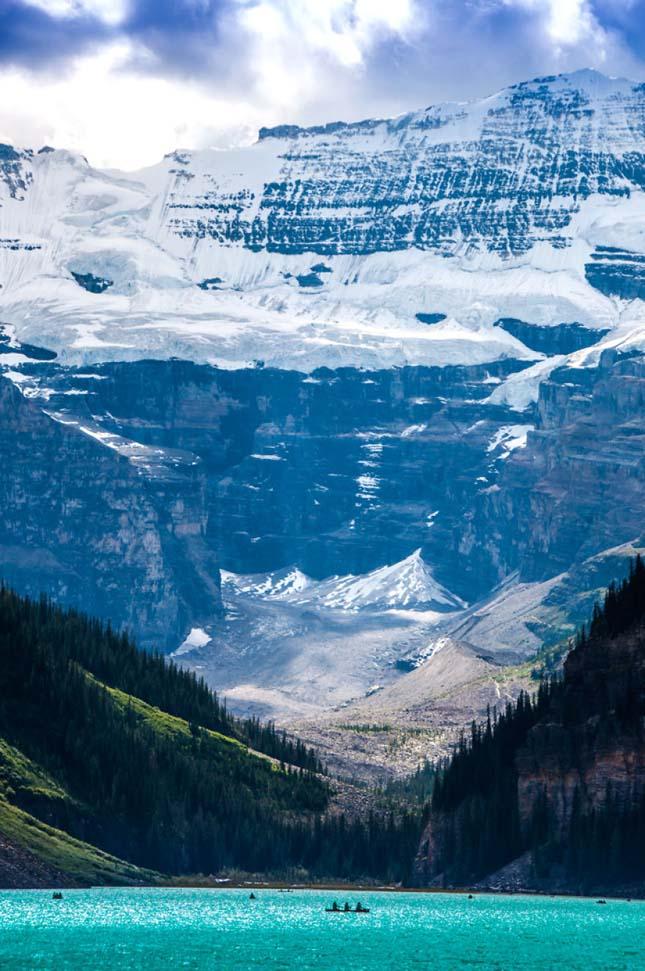 Kanada, Sziklás-hegység