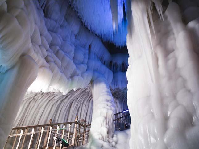 Kínai jégbarlang