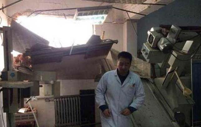 Kínai kórház