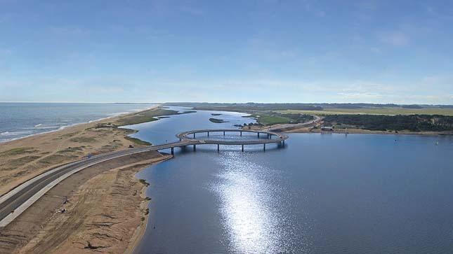 Kör alakú híd