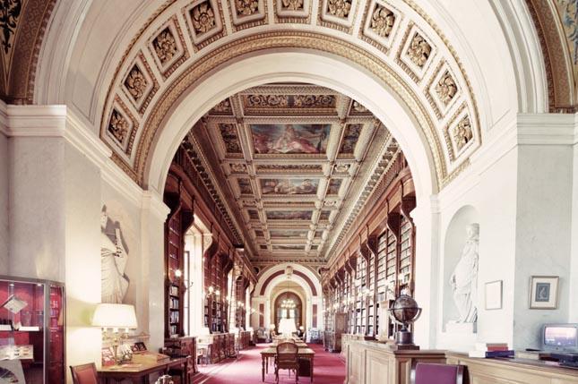 Francia Szenátusi Könyvtár, Párizs