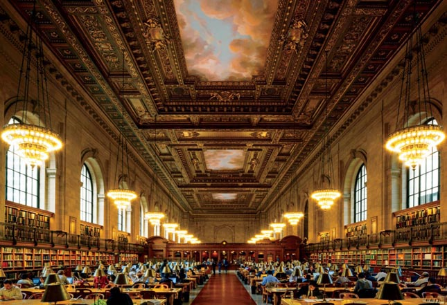 New York-i Nyilvános Könyvtár, New York