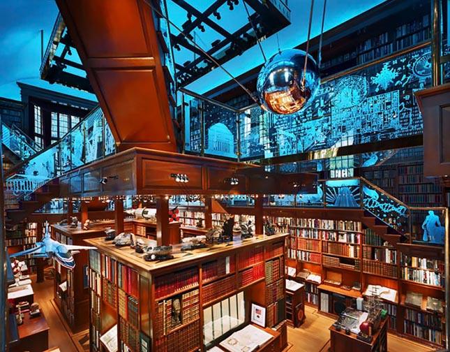 Walker Library, Minneapolis, USA