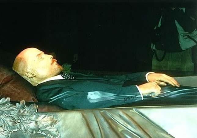 Lenin mauzóleum