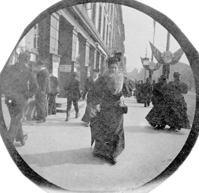 Carl Størmer rejtett kamerás felvételei