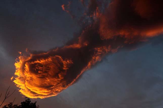 Különleges felhő