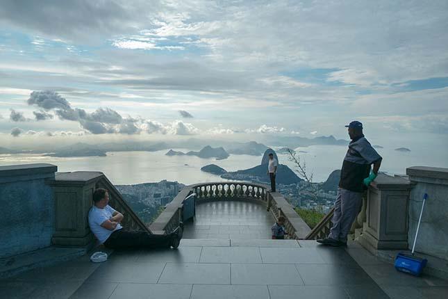 Turistalátványosságok környezete