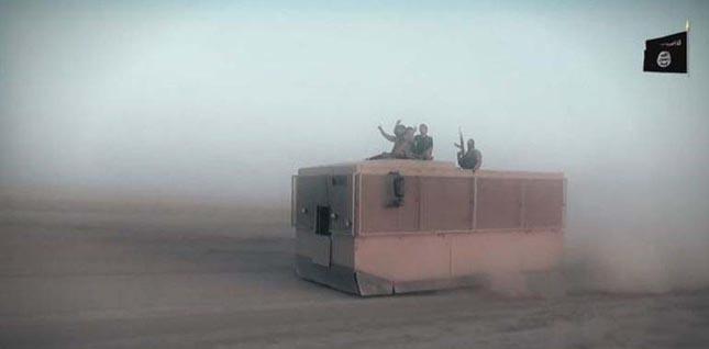 házi készítésű páncélozott járművek