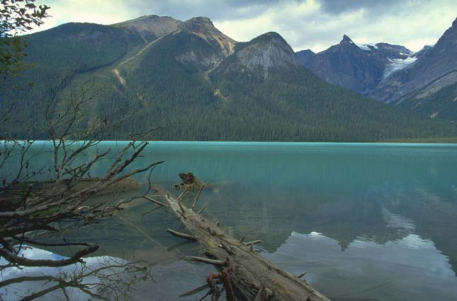 Kanadai Sziklás hegység nemzeti parkjai