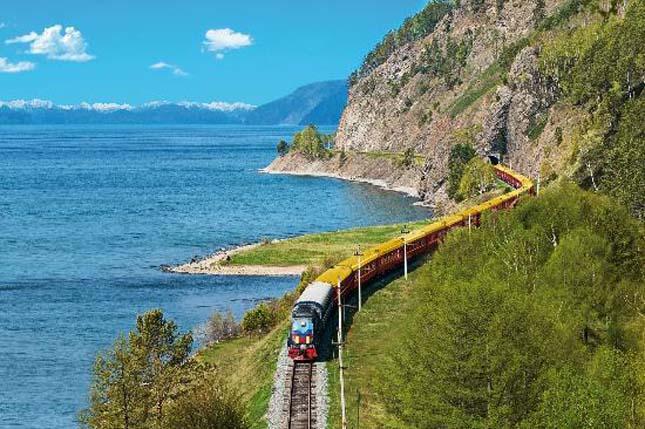 Transszszibériai vasút