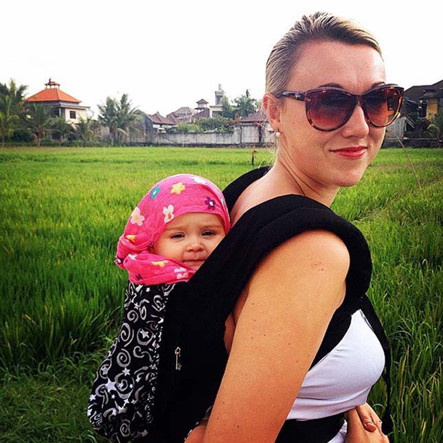 Utazás kisbabával