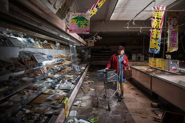 Fukusima öt évvel a baleset után