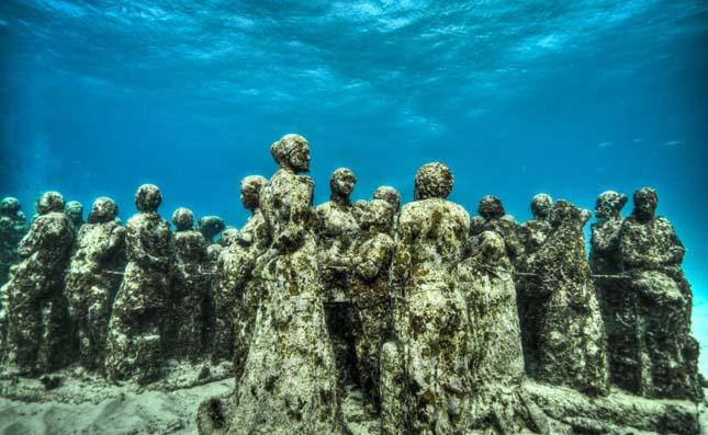 Víz alatti szoborpark
