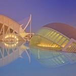 A Művészetek és Tudományok városa Valenciában