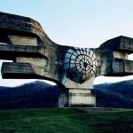 Elhagyott II. világháborús műemlékek és emlékhelyek az egykori Jugoszláviában