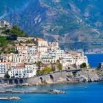 A világörökség gyöngyszeme, az Amalfi part