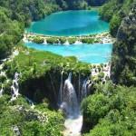 A világ egyik legszebb tórendszere – Plitvicei-tavak