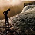 A legszélesebb vízesés a világon – Viktória vízesés