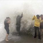 Sandy Hurrikán – Katasztrófafilmbe illő képek New Yorkból