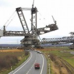 Bagger 288, a Világ legnagyobb gépe