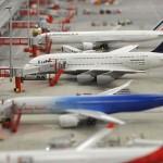A világ legnagyobb miniatűr repülőtere Németországban