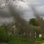 Hatalmas szúnyog invázió egy orosz faluban