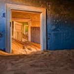 Kolmanskop, szellemváros a Namib-sivatagban