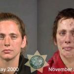 Sokkoló képek drogfüggőkről – Az emberi roncsokat gyártó Metamfetamin