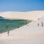 Lençóis Maranhenses Nemzeti Park- a tavak és sivatagok földje