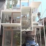 A tokiói átlátszó ház