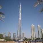 Burj Khalifa – a világ legmagasabb épülete